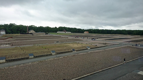 The remains of Buchenwald