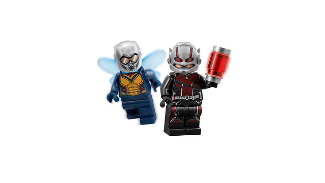 76109 - Ant-Man & The Wasp