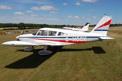 G-HOCK Piper PA-28-180 [28-4395] Popham 110710