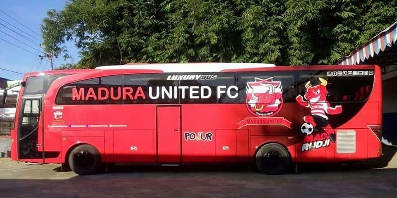 Tampil Tak Full Team Madura United Bukannya Meremehkan Persibo Bojonegoro