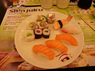 Buffet à volonté Shinjuku, Ivry-sur-Seine