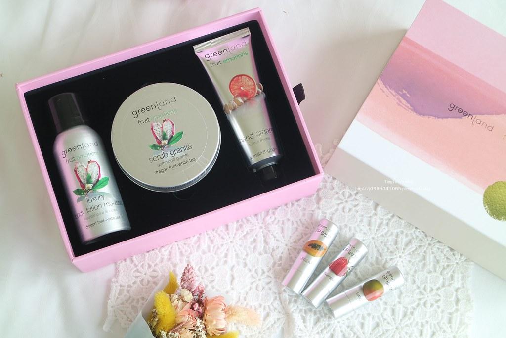 greenland 母親節限定身體保養禮盒 (6)