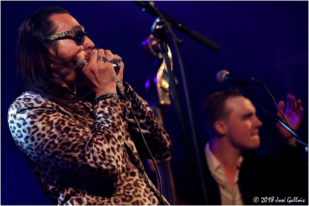 Nick Moss Band & Dennis Gruenling