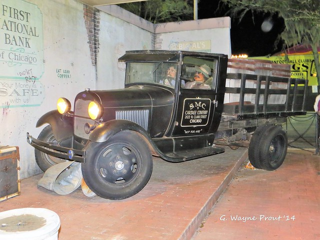 1930 Ford Model AA Flatbed Truck