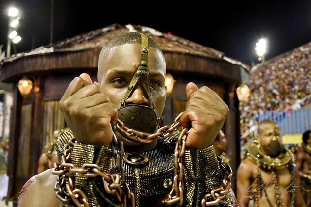 Paraíso do Tuiuti carnaval 2018 Campeãs