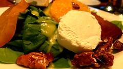Roasted Beet & Fresh Goat Cheese Salad II