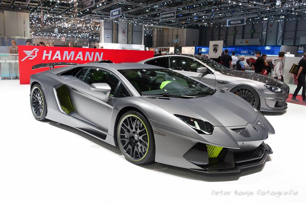Hamann Lamborghini Aventador Engine Audi 1 984 Cc 4 In L Flickr