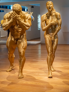 Ausstellung 'Or' (Gold) im Mucem