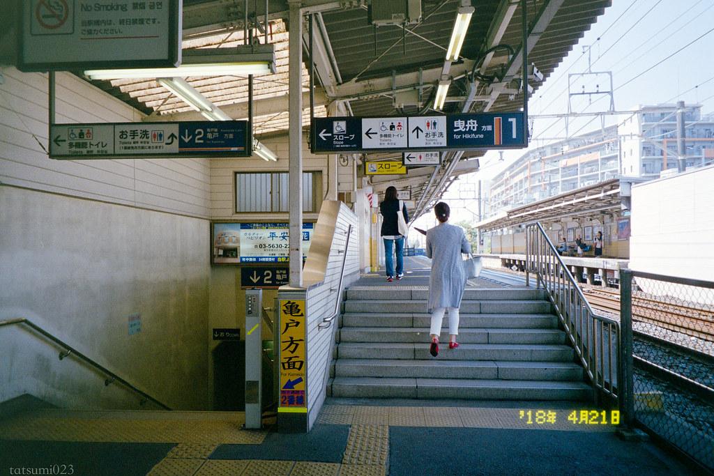 2018-04-22 亀戸散歩と小さなカメラ 003