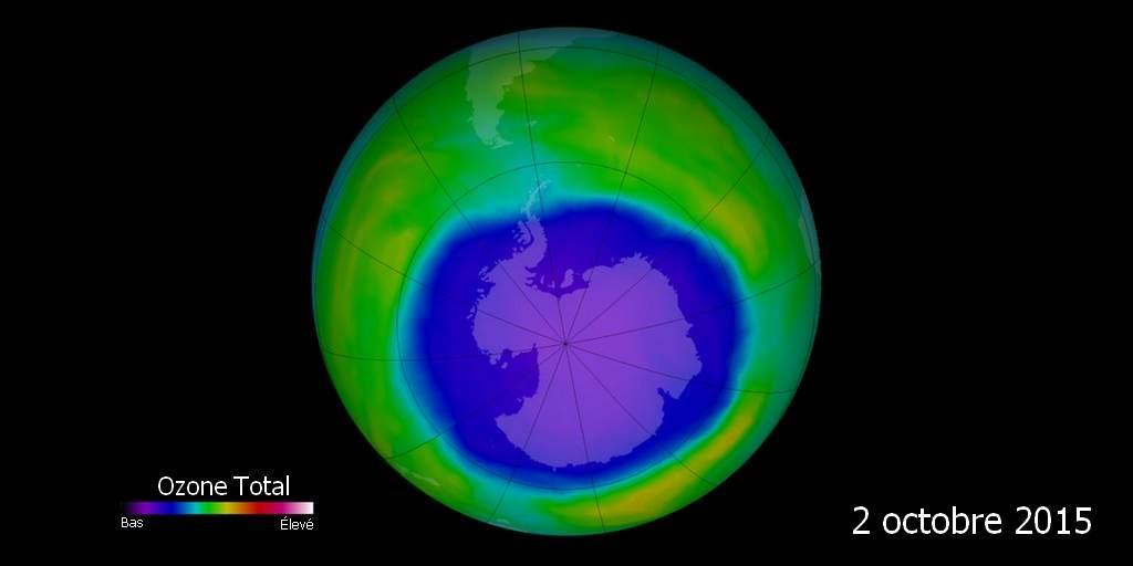 Un CFC interdit détruit l'ozone et personne ne peut trouver sa source