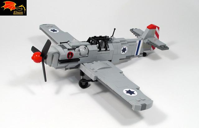 Avia S-199 Fighter - improved version