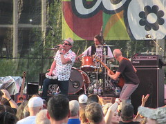 2018 05 19 Gin Blossoms @ Wildflower Festival