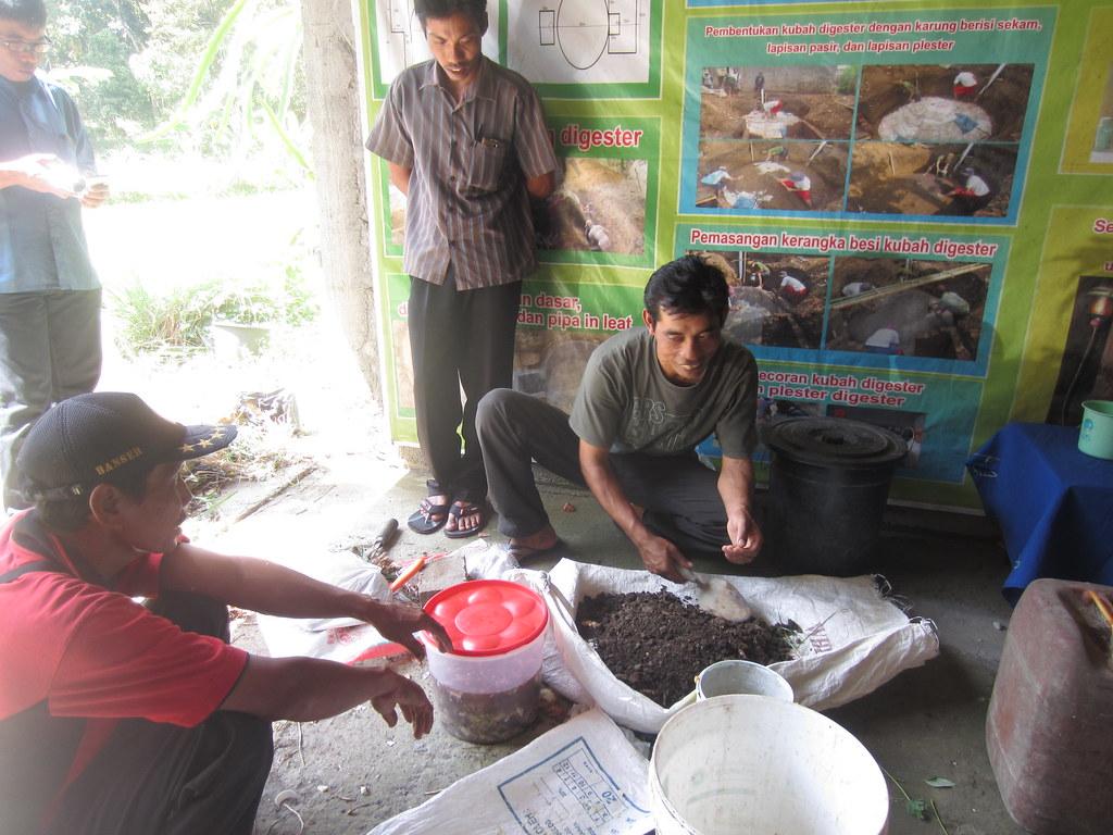 Biogas Gayam