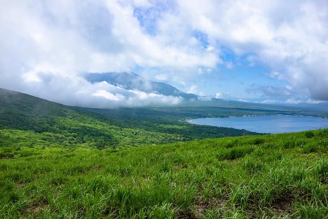 Lake Yamanakako, Sony DSC-RX1, 35mm F2.0
