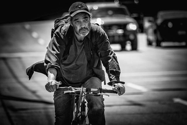 Rough Rider on Bank Street