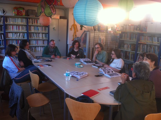 Club Lecturas Debuxadas 15/05/2018