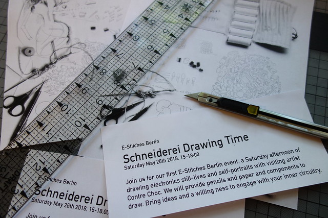 Schneiderei Drawing Time