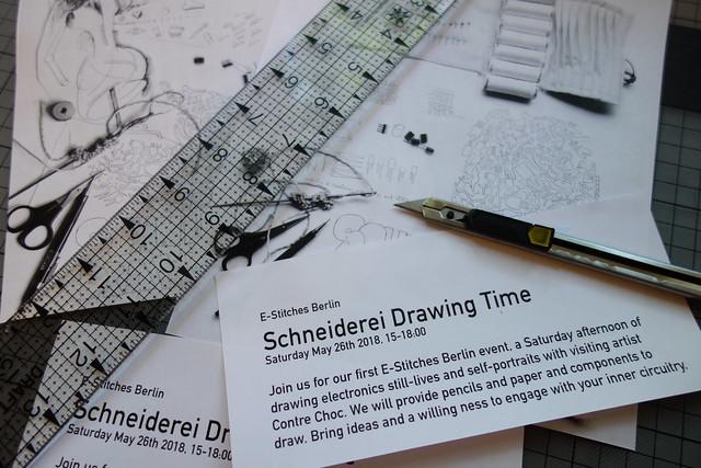 Schneiderei Drawing Time