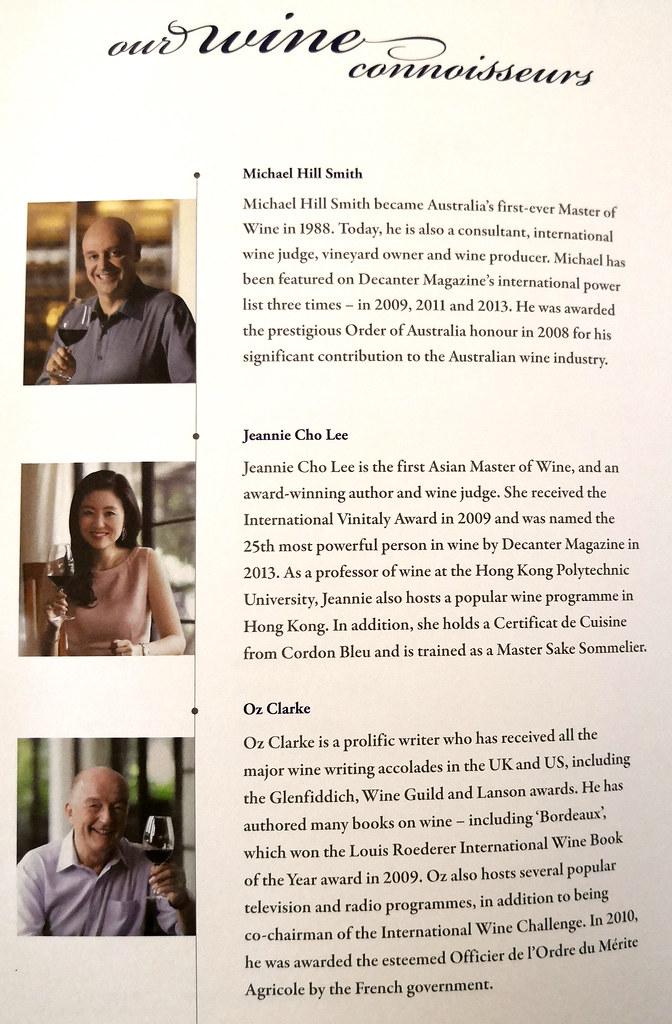 Wine connoisseurs