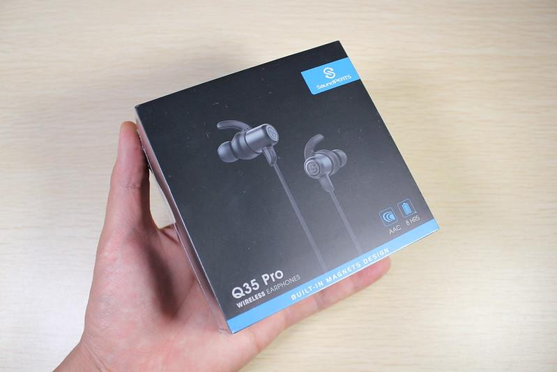 SoundPEATS Q35 PRO 開封レビュー (2)