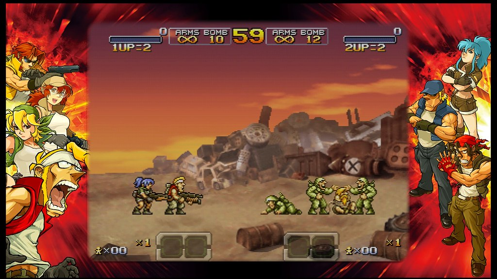 Metal Slug XX Available May 29th, Powered Up For PS4 – PlayStation Blog