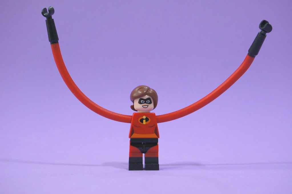 Mrs.Incredible Front