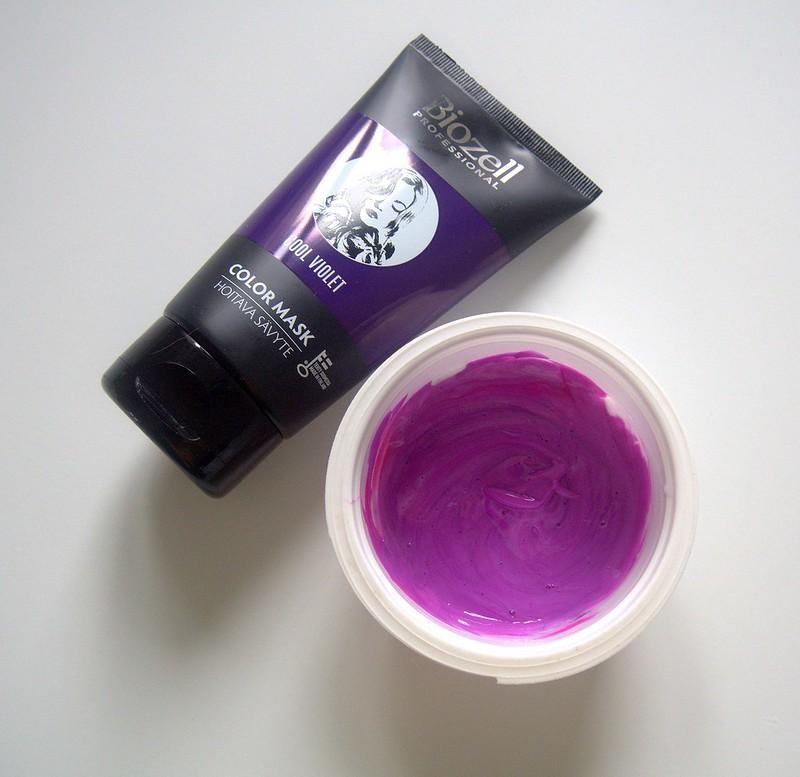 Biozell Color Mask Cool Violet