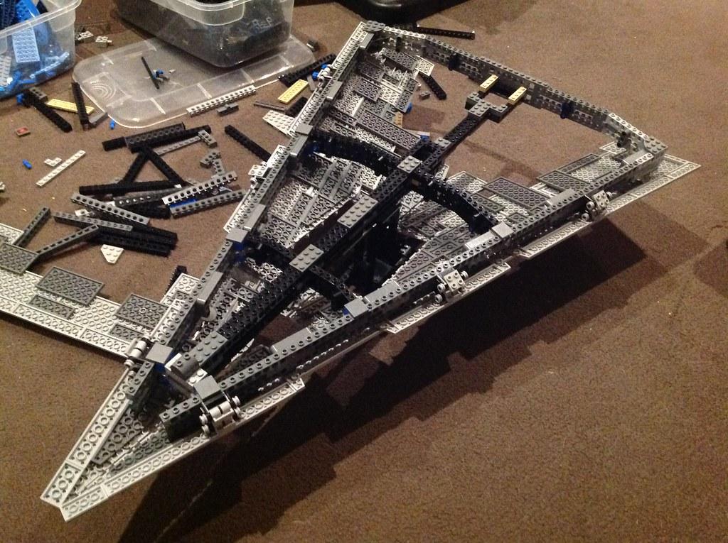 Star Destroyer rebuild
