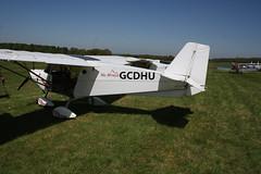 G-CDHU Best Off Skyranger [BMAA/HB/444] Popham 050518