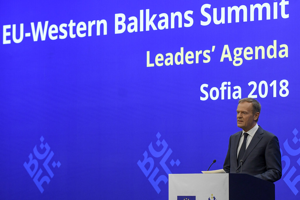 Statement by Donald Tusk ahead of the EU - Western Balkans Summit