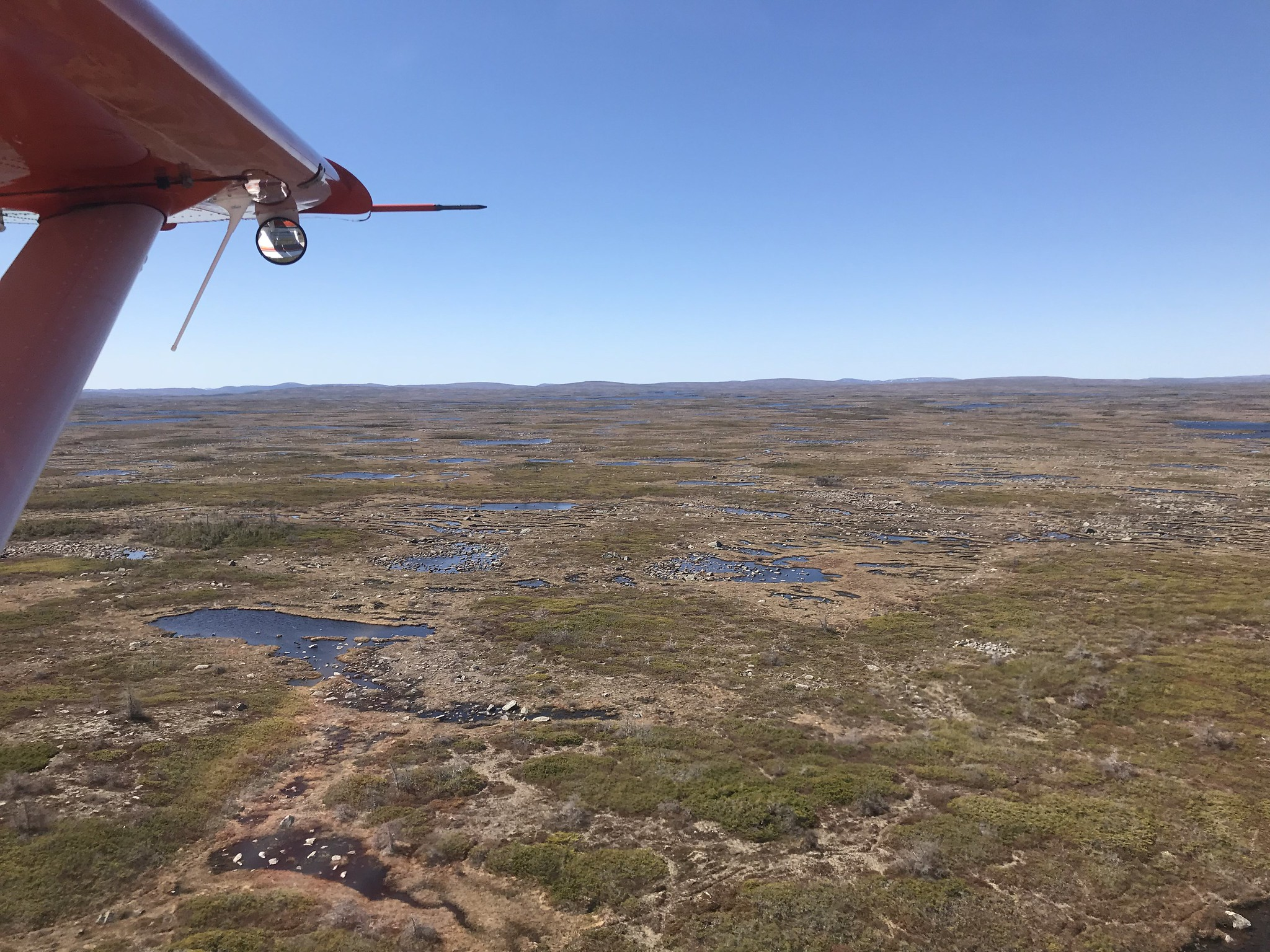 Tablelands of interior Newfoundland, May 2018 Photo Credit: USFWS