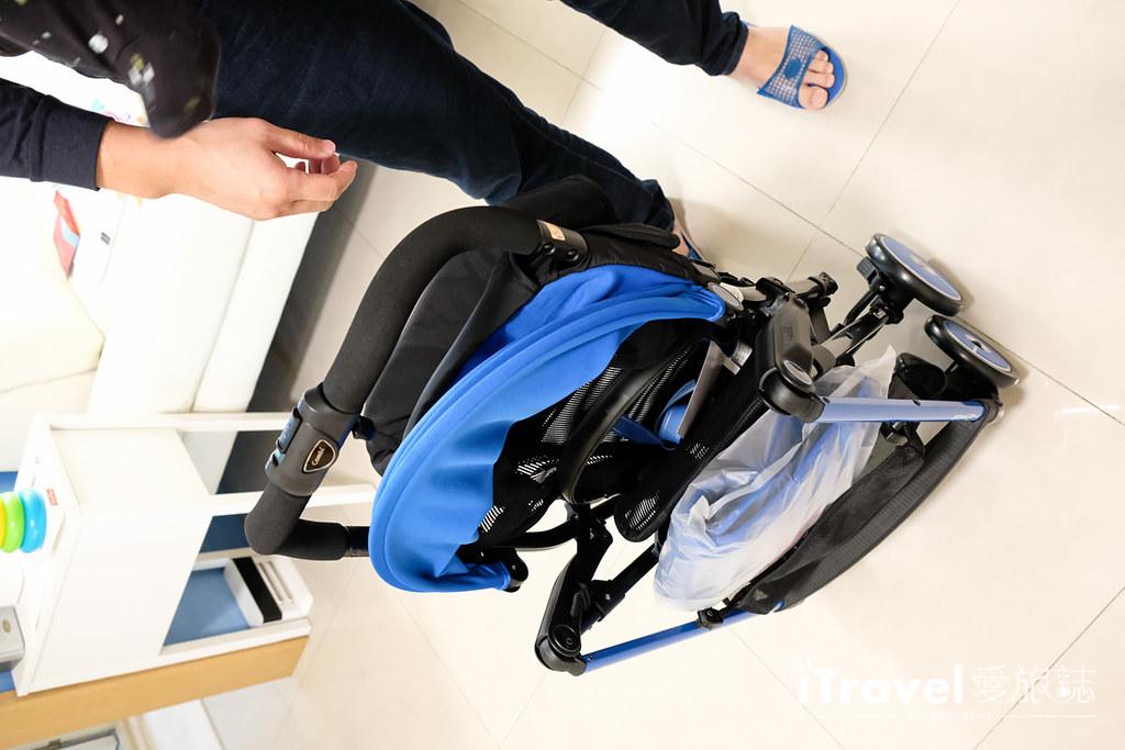 轻量型婴儿车推荐 Combi F2 Plus (11)
