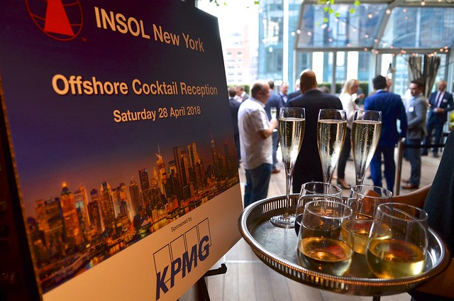 NYC2018 Fellows&Offshore Welcome Receptions