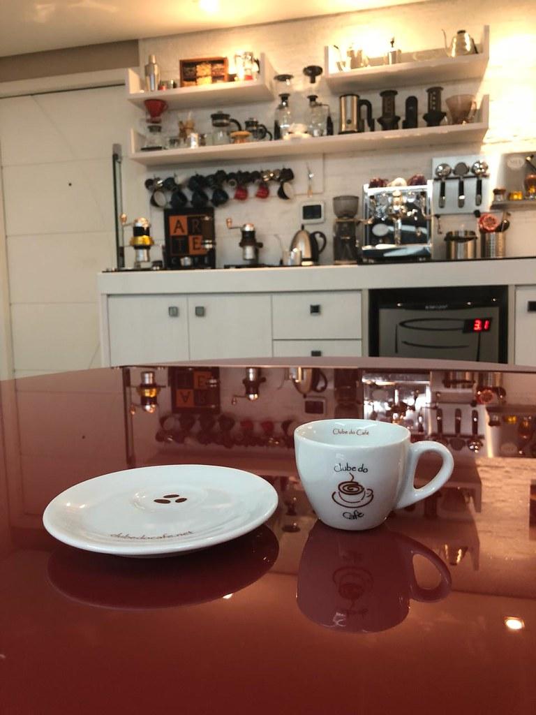 Xícaras Clube do Café