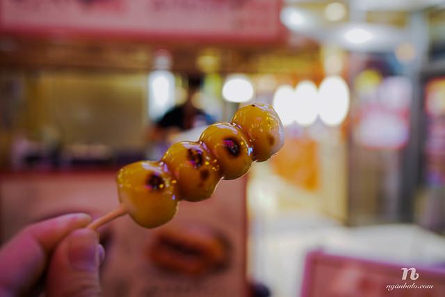 Ăn gì ở Dotonbori, Osaka