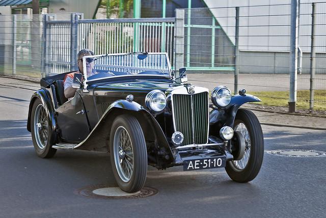 MG TC Midget 1946 (6975)