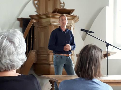 Auke Bootsma about intensive farming, Leons Fryslan