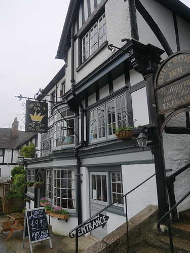 The Crown, Old Oxted
