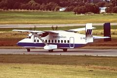 G-METO Short 330 Metropolitan Airways BHX 06-08-85