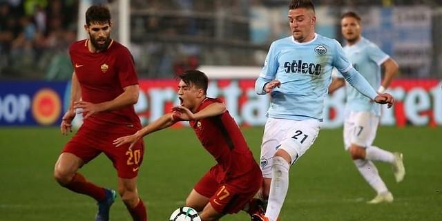 Diimbangi Crotone, Lazio Berebut Empat Besar Dengan Inter Milan Di Pekan 38