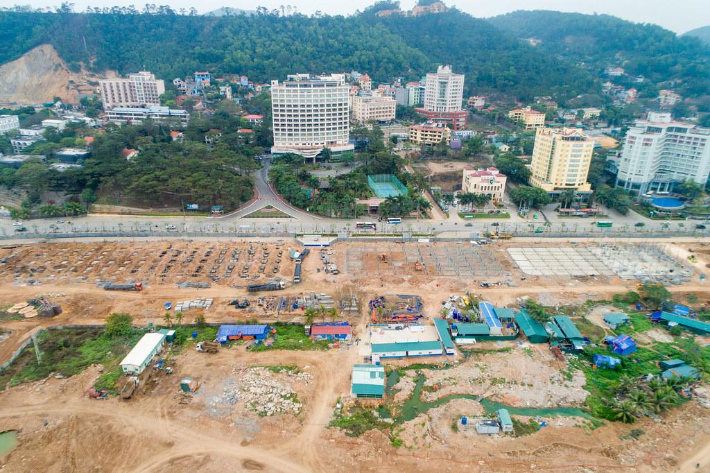 Chụp ảnh flycam dự án bất động sản
