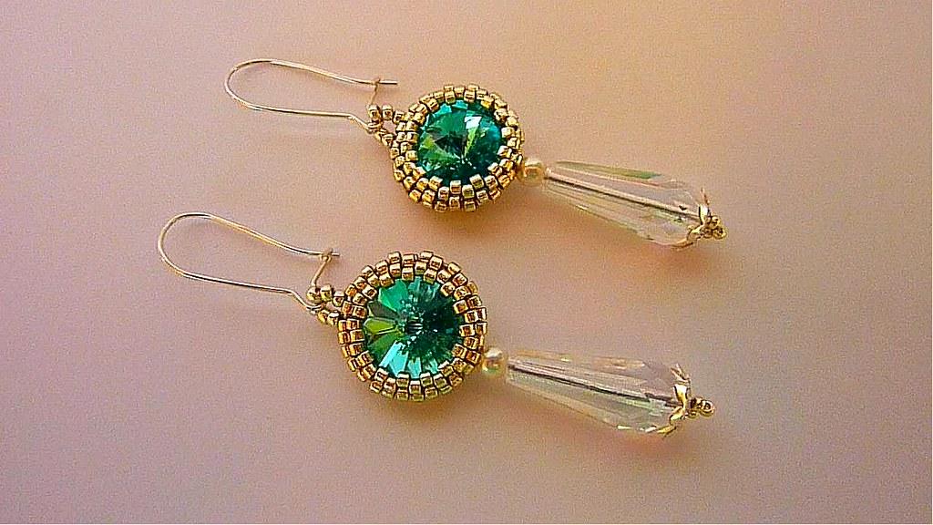Martha Mollichella Handmade Jewelry Swarovski
