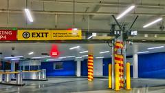 Parking Structure Exit