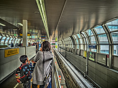 大阪モノレール 千里中央駅で IV