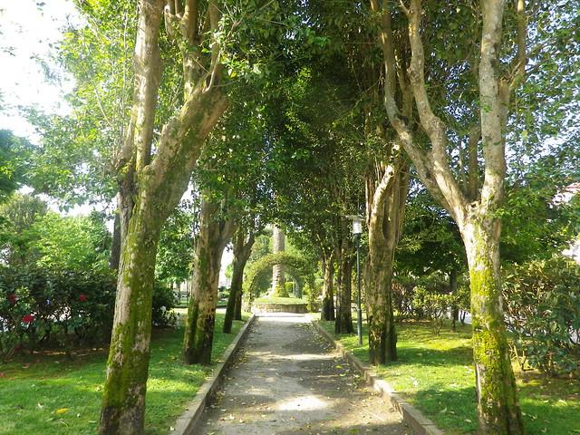 Jardines en Pobra do Caramiñal(Coruña-Galicia-España) (2)