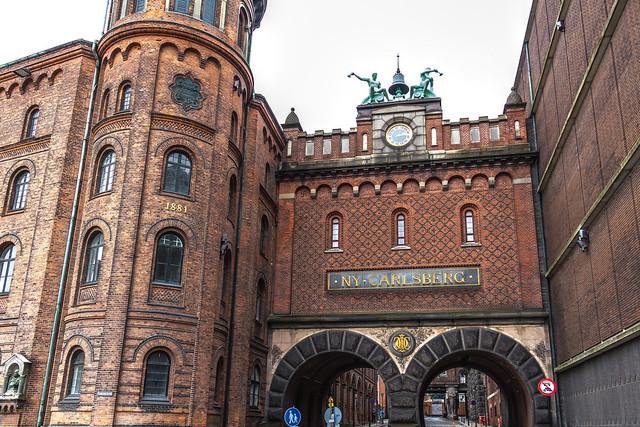 Denmark - Copenhagen - Carlsberg