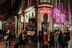 Baba Coffeeshop, Warmoesstraat - �msterdam (Holanda Septentrional / Pa�ses Bajos)
