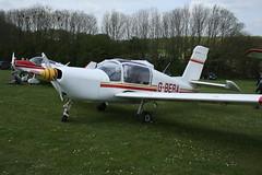 G-BERA Socata MS892E (2821) Popham 040514