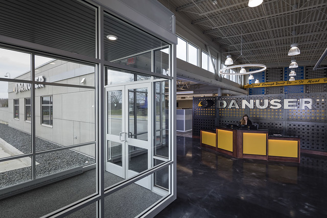 Danuser Machine Company