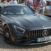 Kersey Mill, Drive It Day-Mercedes Benz GT AMG